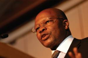 Reuel Khoza, Chairman of Nedbank of South Africa
