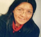 Maria Romero Cheuquepil from Chili