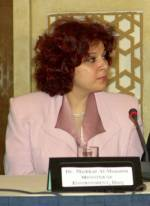 Mishkat al-Moumin, Minister of Environment, Iraq